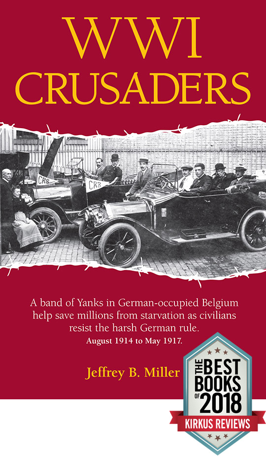 WW1 Crusaders Kirkus Reviews Best Books of 2018