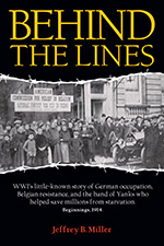 Behind The Lines books about the Commission for Relief in Belgium