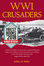 WWI Crusaders book about the Commission for Relief in Belgium